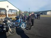 Breakfast Ride March 2019