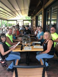 John Wright Lunch Ride 2019